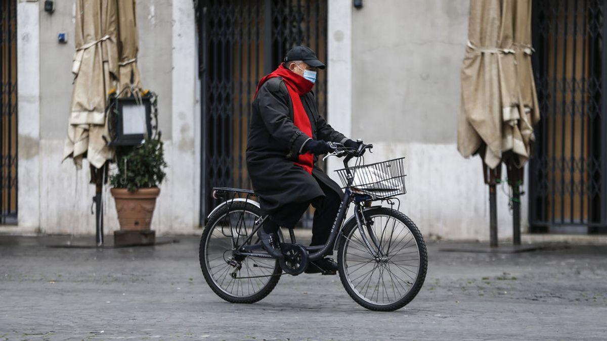 Italia confirma ya 1.809 fallecidos y casi 25.000 casos de coronavirus
