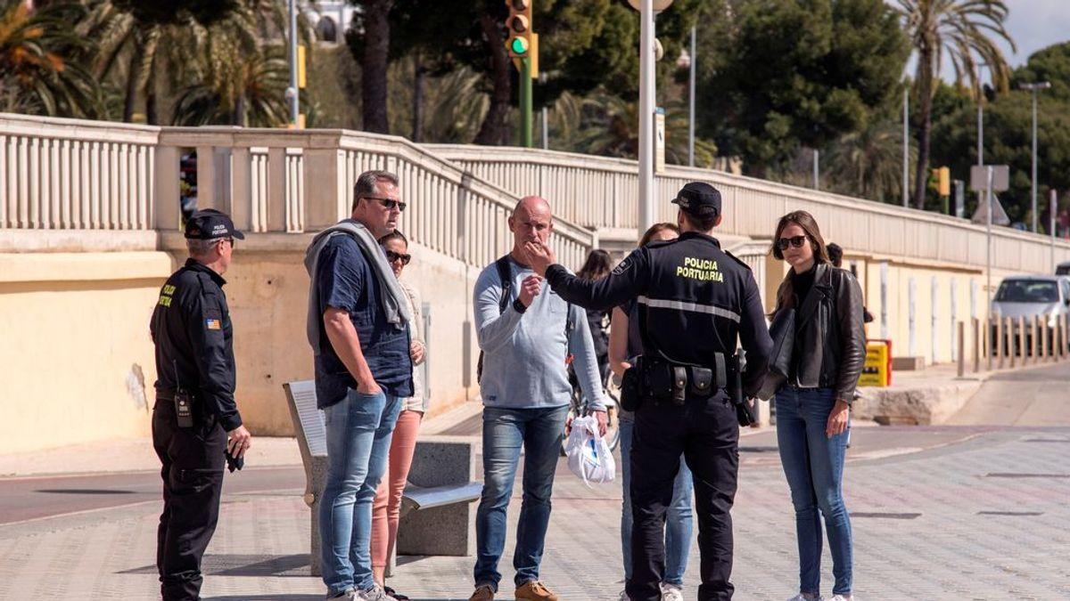 Interior ordena proporcionalidad por el Covid-19: multas de hasta 30.000 euros o prisión solo en casos extremos