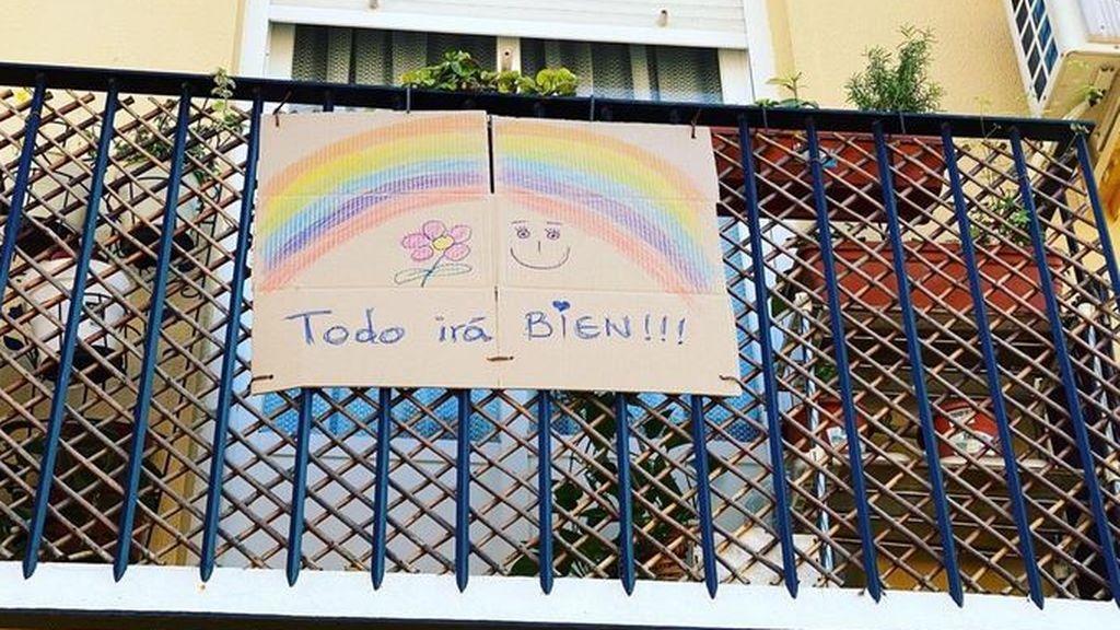 #Desdemiventana: la propuesta creativa para los niños durante el encierro en el estado de alarma