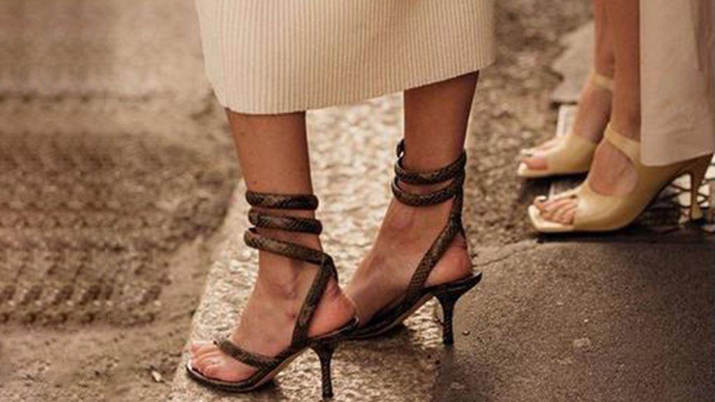 De Instagram a la calle: tendencias en sandalias que vas a llevar
