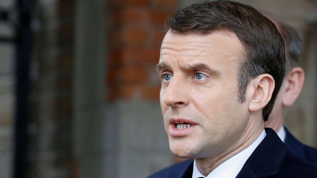 Macron defiende la jornada electoral en Francia