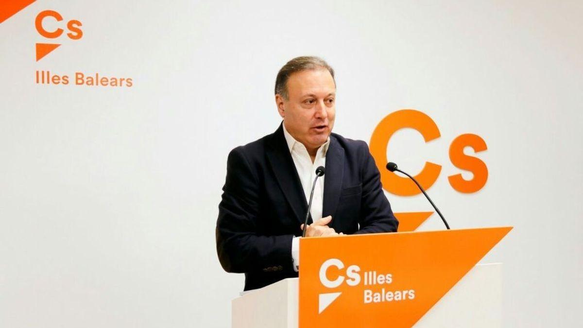 El vicesecretario segundo de Ciudadanos, Joan Mesquida, anuncia que padece cáncer