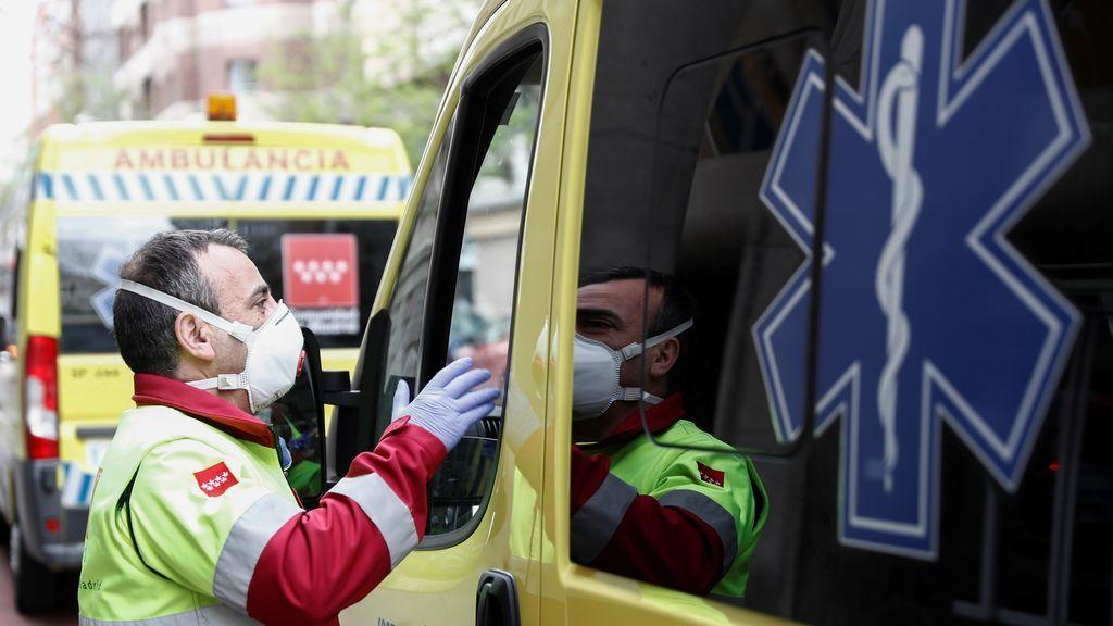 El 15 de abril comenzará a caer la curva de contagios, según la Comunidad de Madrid
