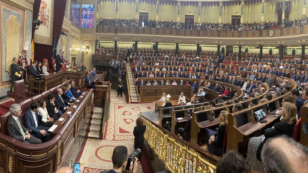 Reacciones políticas al comunicado del rey: del aplauso del PP a la petición de investigación de Unidas Podemos