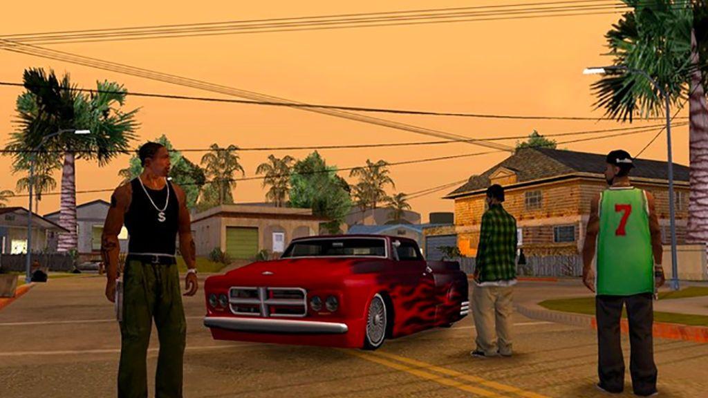 La evolución de Grand Theft Auto