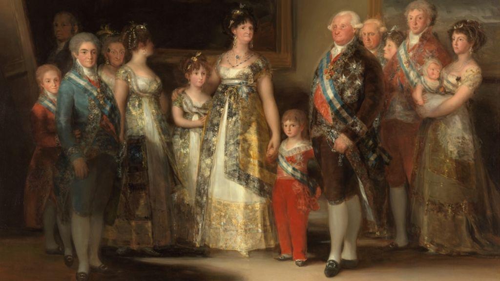 La visita virtual al Museo del Prado.