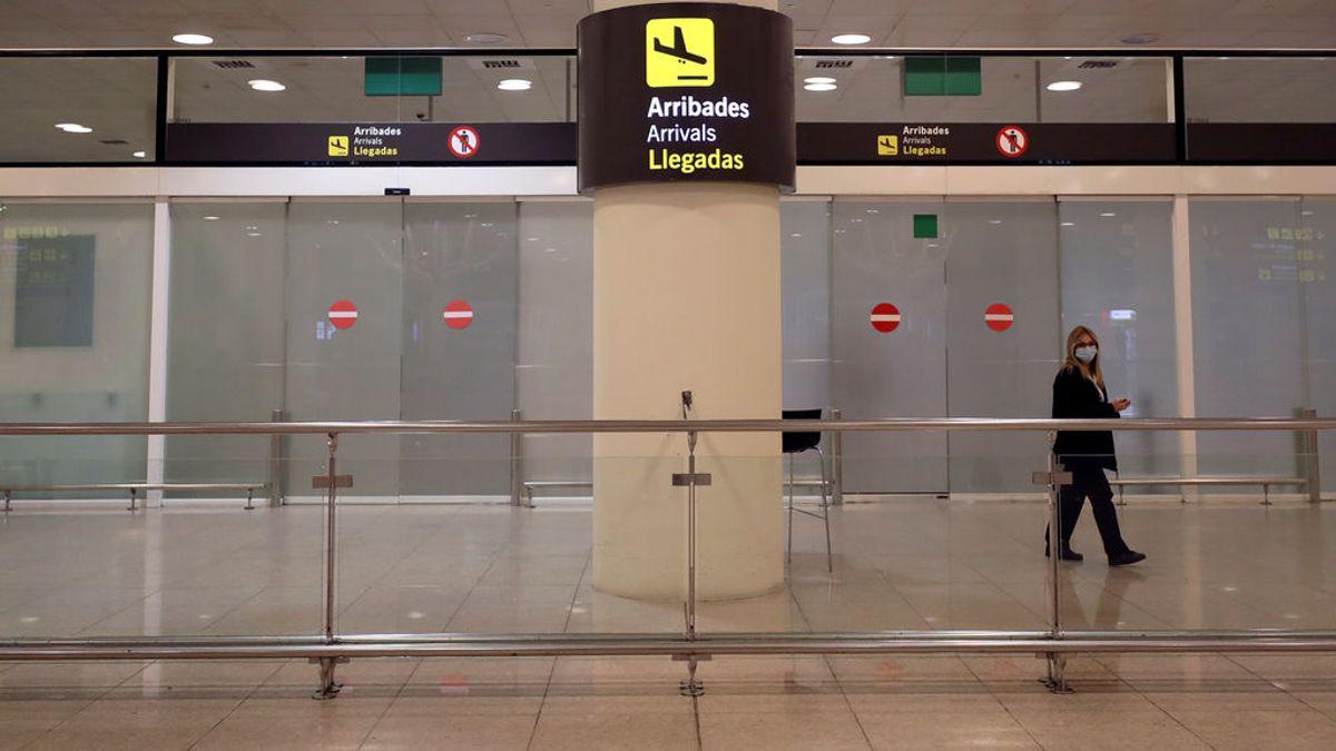 Aeropuertos coronavirus