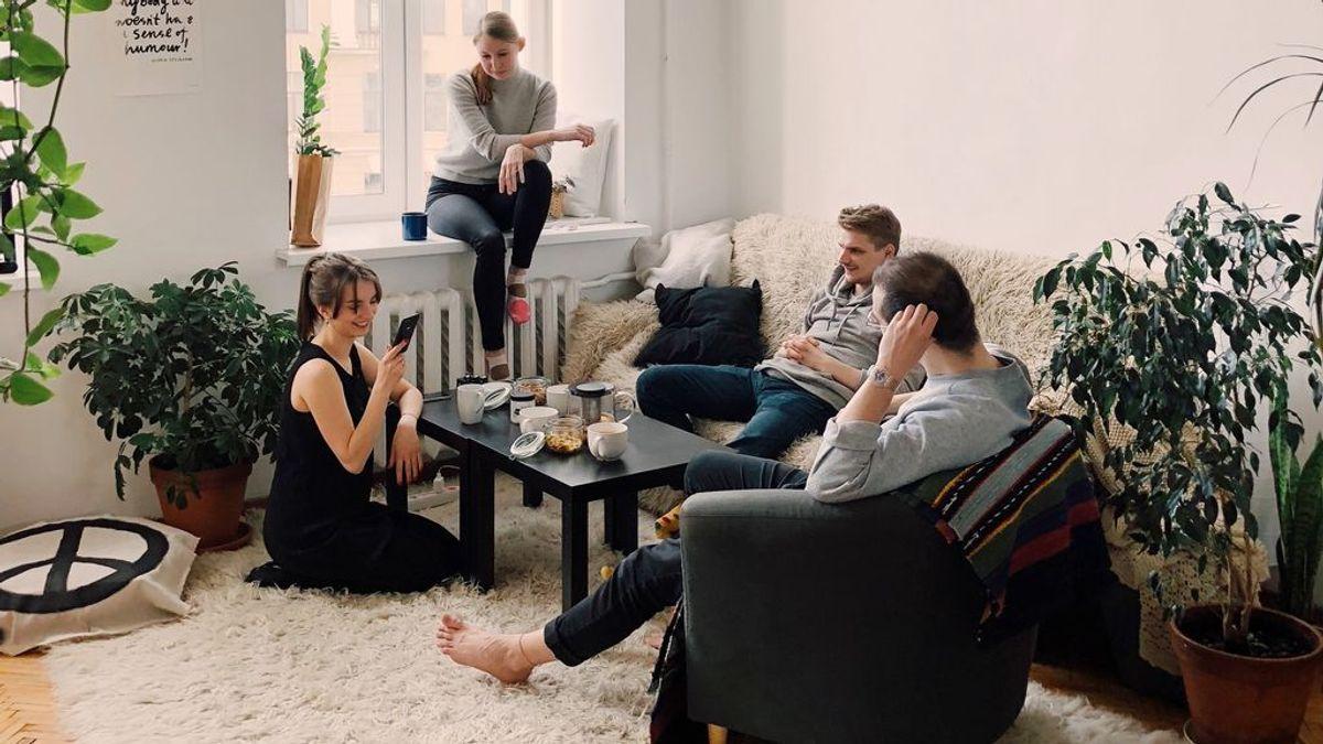 Cómo organizar las tareas con compañeros de piso