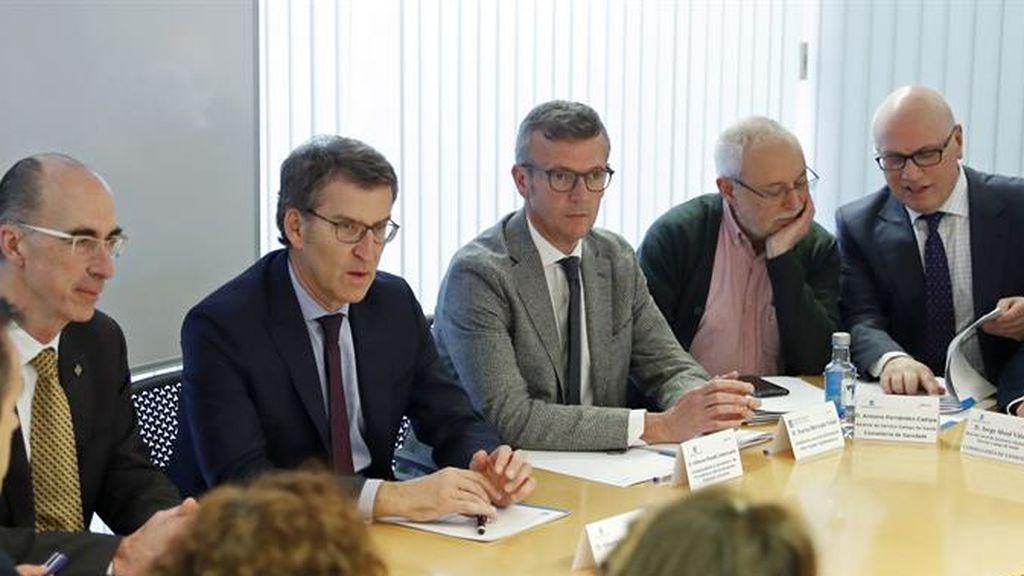 Feijóo suspende las elecciones en Galicia