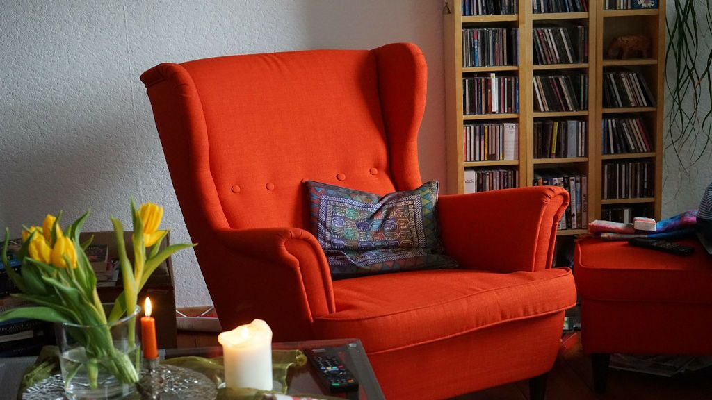 Los sillones orejeros ergonómicos, mucho más que un simple sofá
