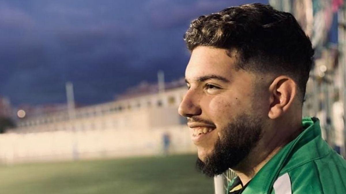 Fallece Francis García, a los 21 años, entrenador del Atlético Portada Alta por coronavirus en Málaga