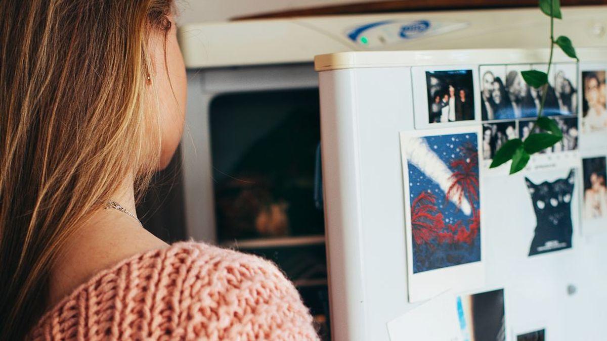 Dividir las baldas del frigorífico cuando compartes piso
