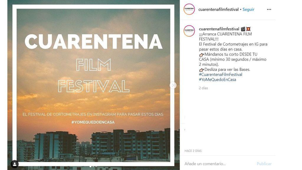 cuarentena film festival
