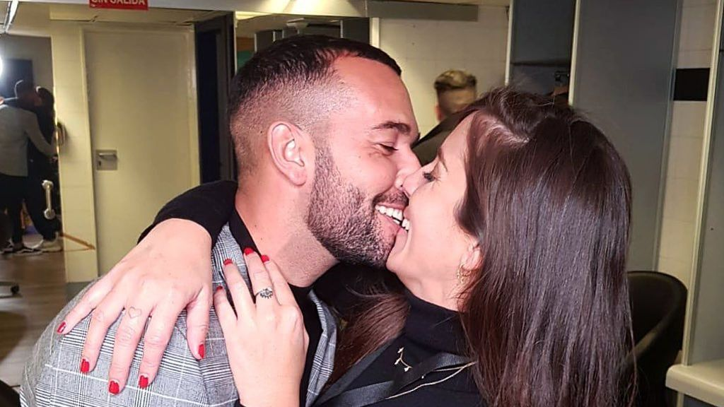 """Anabel Pantoja manda un mensaje a su novio Omar: """"Gracias por darme el hogar"""""""