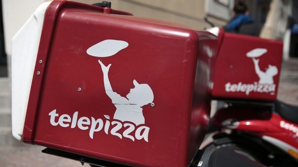 Autoriza finalmente en Madrid distribuir menús de Telepizza y Rodilla a alumnos con beca comedor
