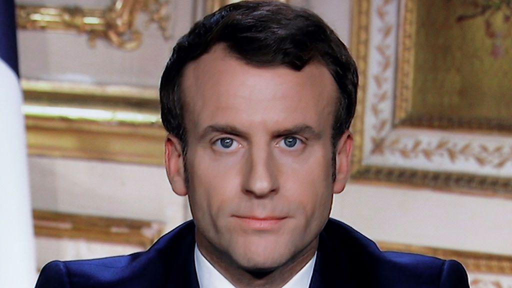 """Macron: """"Estamos en guerra"""""""