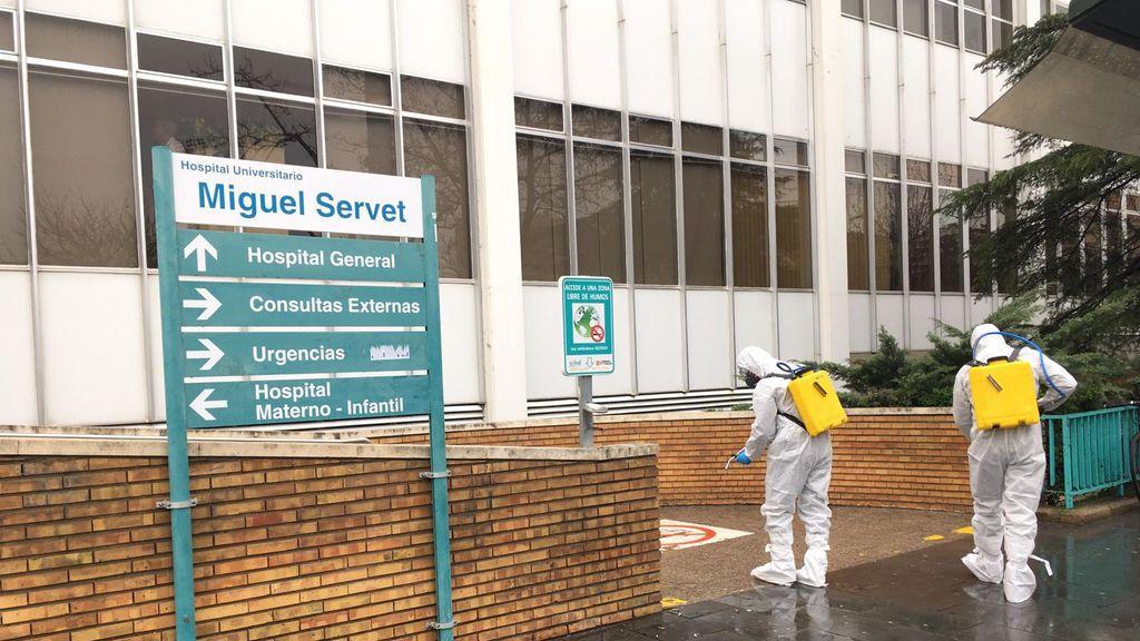 Hospital Miguel Servet, Zaragoza