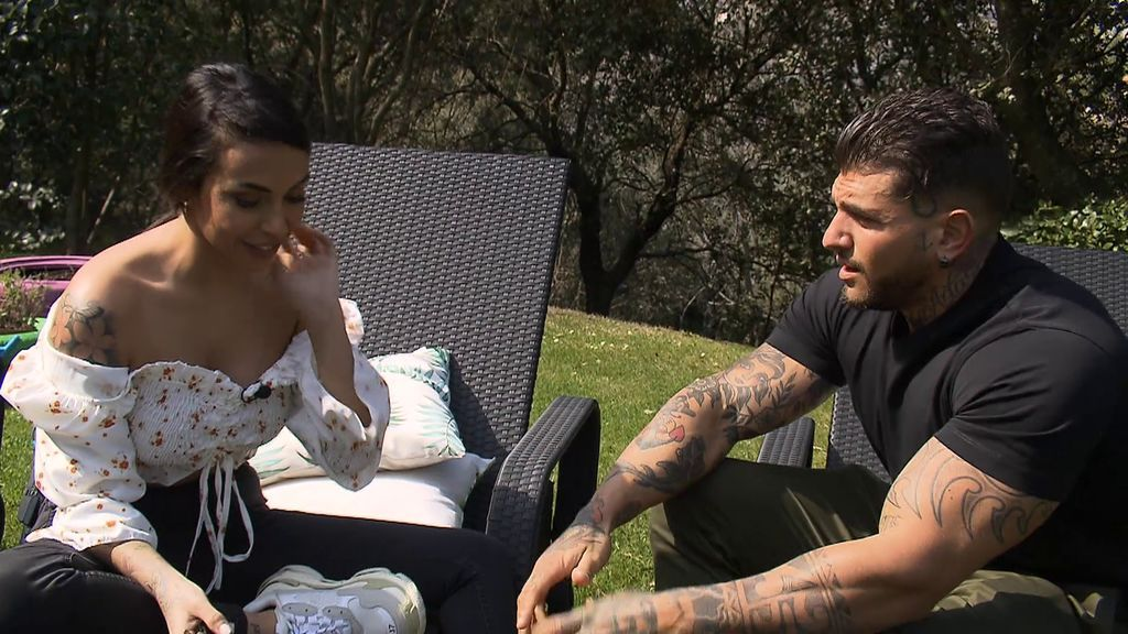 """Tensión entre Nerea y Álvaro: """"Creo que vienes aquí a pasártelo bien y no a conquistarme"""""""
