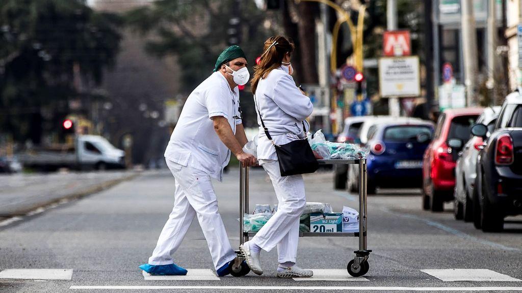 Los profesionales sanitarios de todo el mundo, ante el coronavirus