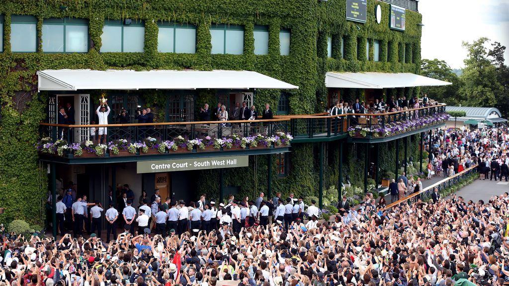 Wimbledon se juega, Roland Garros aplazado: los torneos del tenis no coinciden de cara al coronavirus