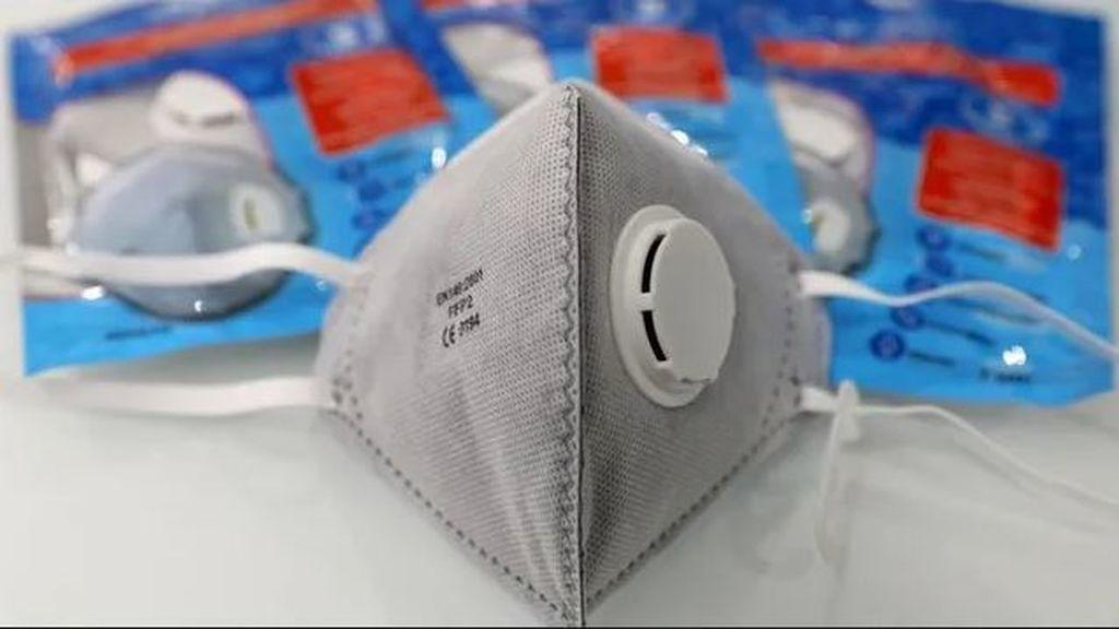 Presos belgas ayudan contra el coronavirus fabricando mascarillas para el servicio de salud