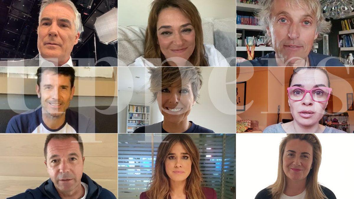 Cuida de tus mayores: te lo piden Calleja, Ónega, Vázquez Carreño, Cantero, Jiménez, Moreno, Corredera y Chaparro