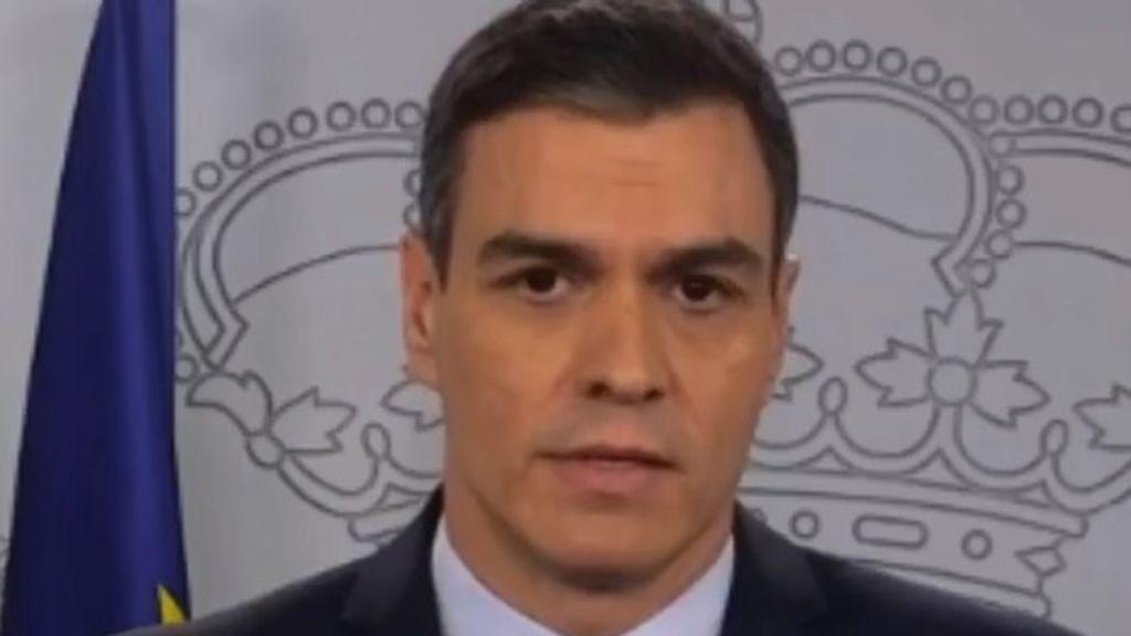 Sánchez lanza un plan de 200.000 millones para frenar los efectos del coronavirus