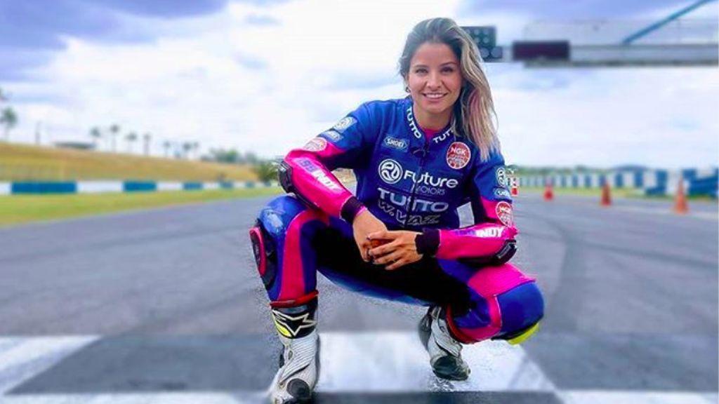 Consternación en el mundo del motor: Fallece la joven piloto Indy Muñoz en una carrera de Superbike
