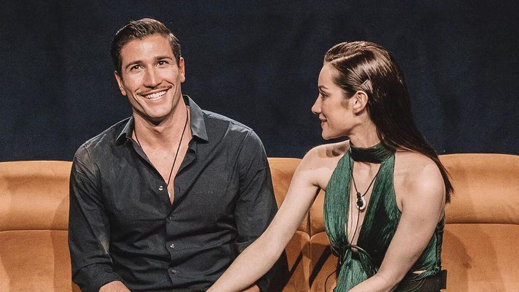 """Adara y Gianmarco se ríen de Violeta y Fabio y les declaran la guerra: """"Tengo mejores cosas que hacer"""""""