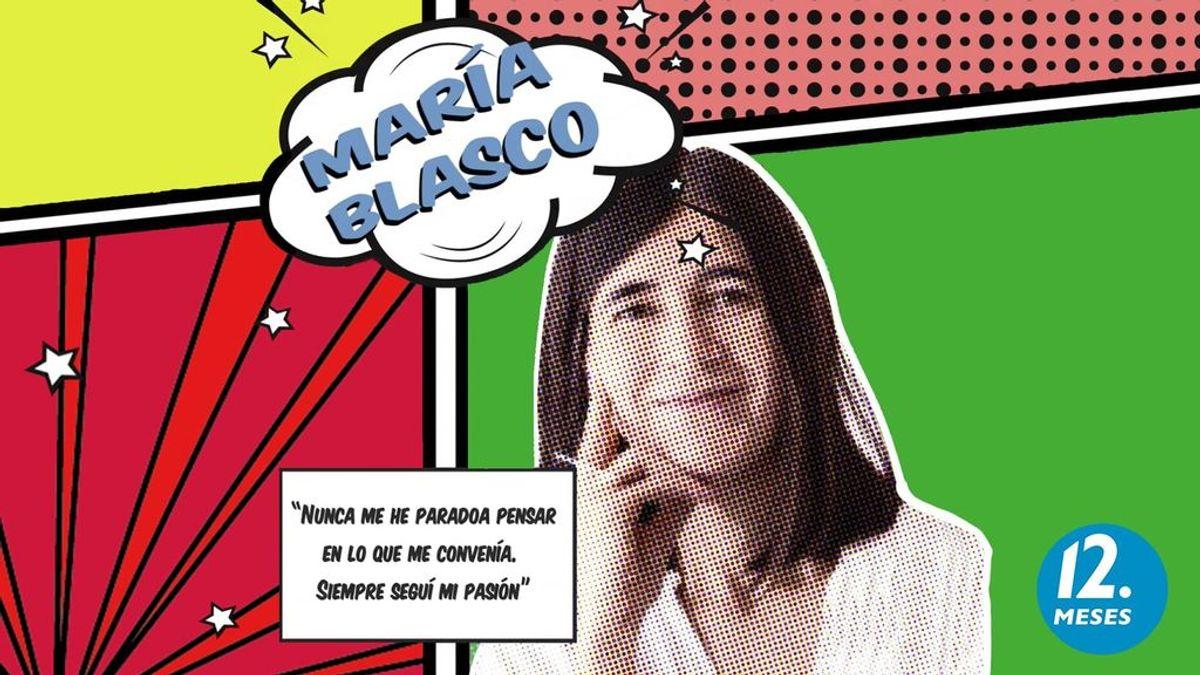 María Blasco