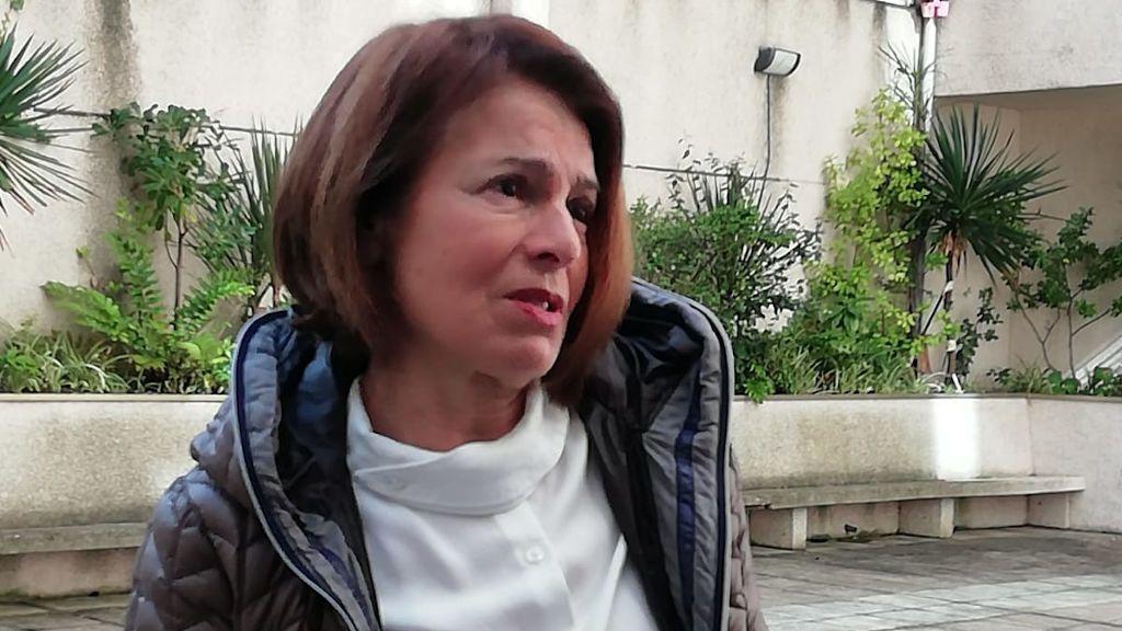 """Lola Lorenzo, médica jubilada: """"Como médicos tenemos el deber de echar una mano en estos momentos"""""""