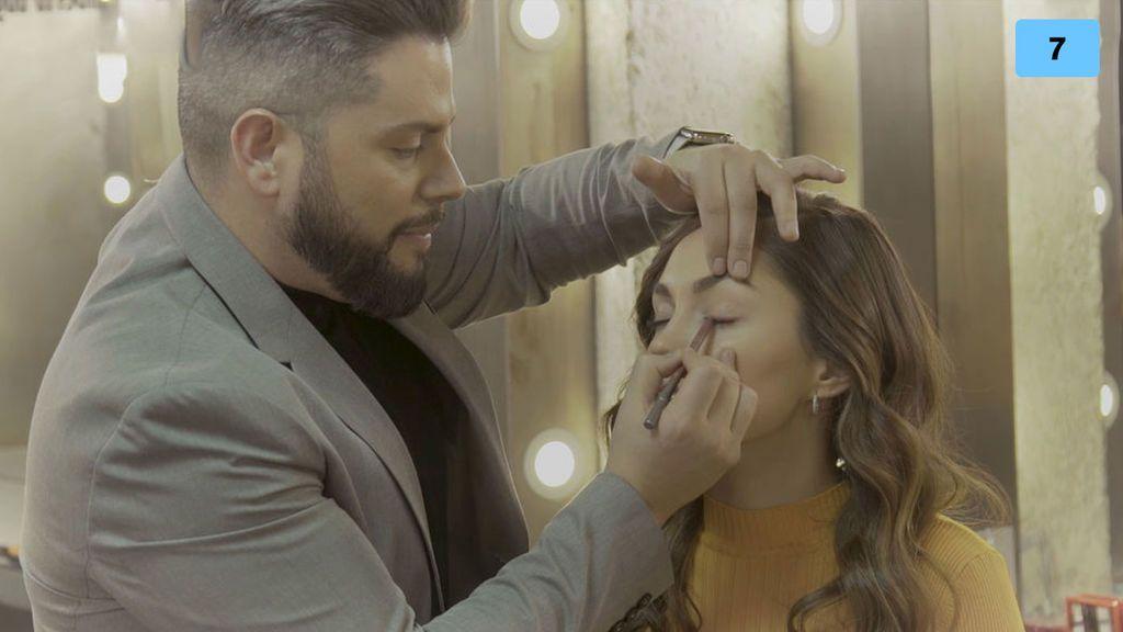 Maquillaje al más puro estilo 'Euphoria' con María Parrado