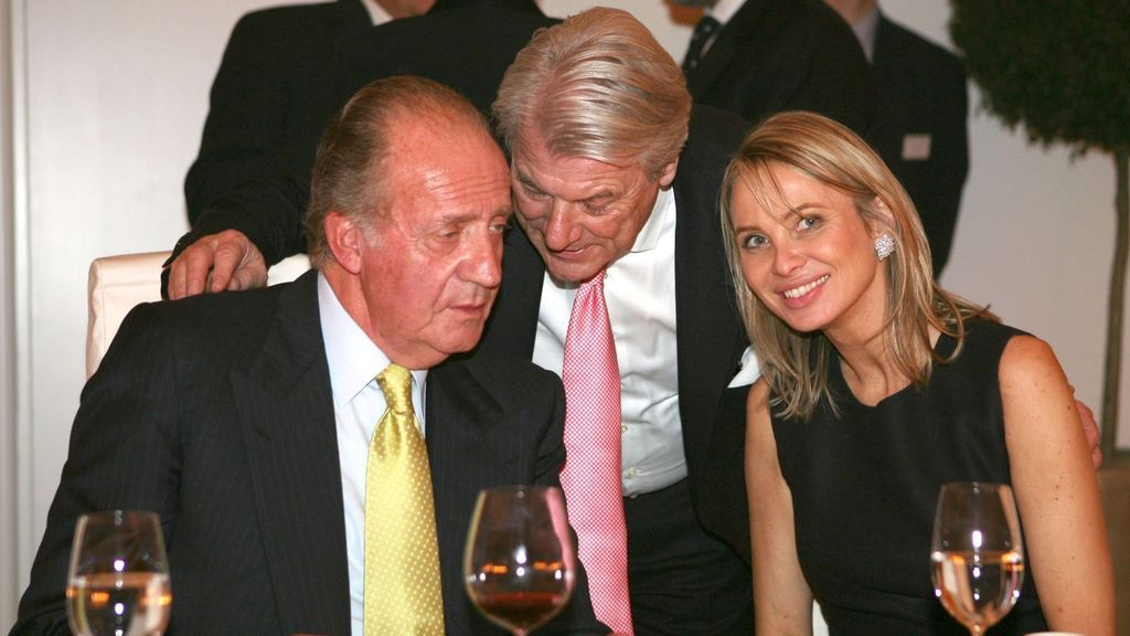 Corinna afirma que el Rey emérito la visitó en Londres hace un año pero niega haberle chantajeado