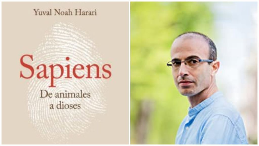 'Sapiens, de animales a dioses' de Yuval Noah Harari.