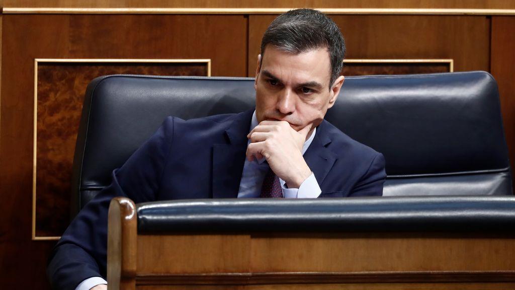"""Sánchez recibe el apoyo de la oposición frente al coronavirus y advierte de que """"lo peor está por llegar"""""""