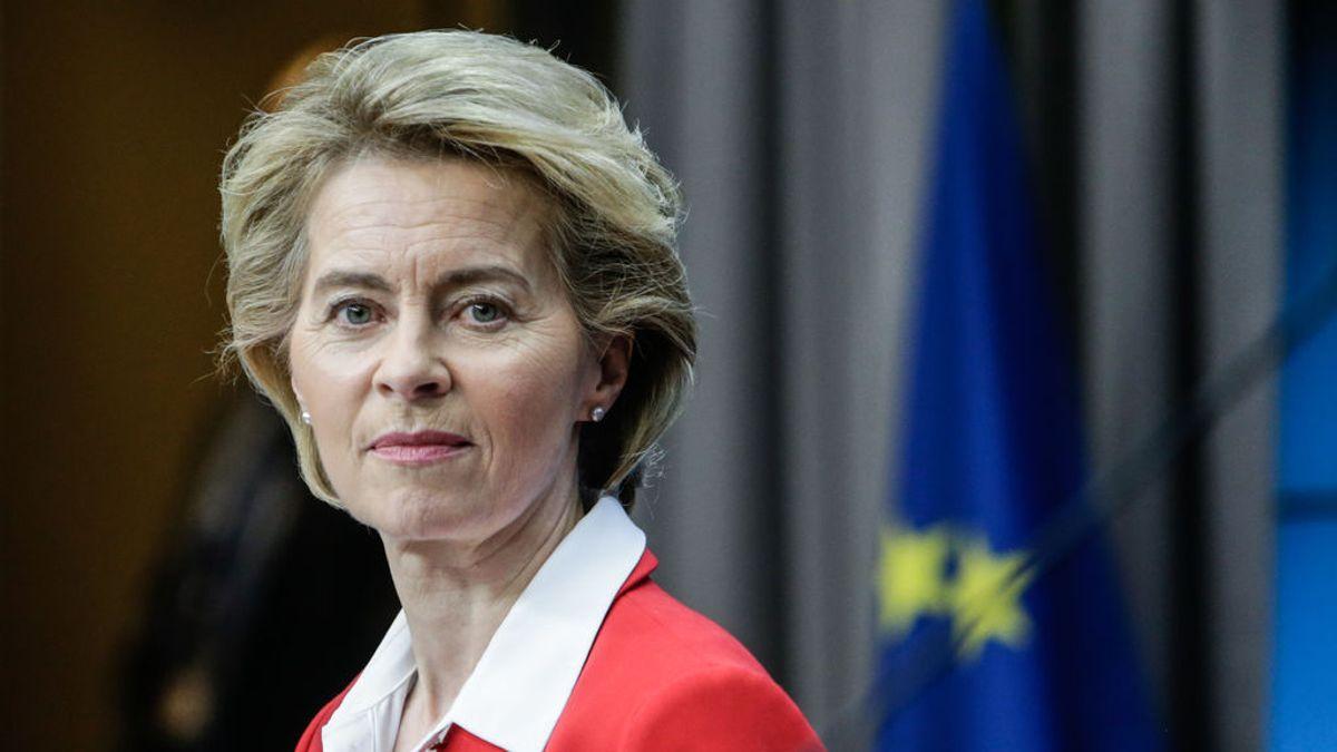 Presidenda de la Comisión Europea, Ursula von der Leyen