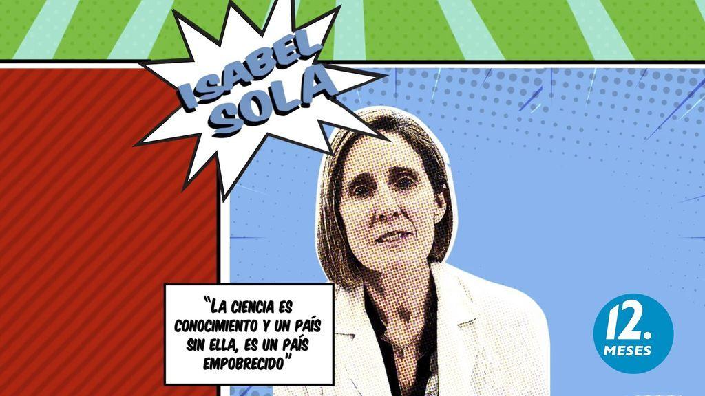 Isabel Sola Gurpegui