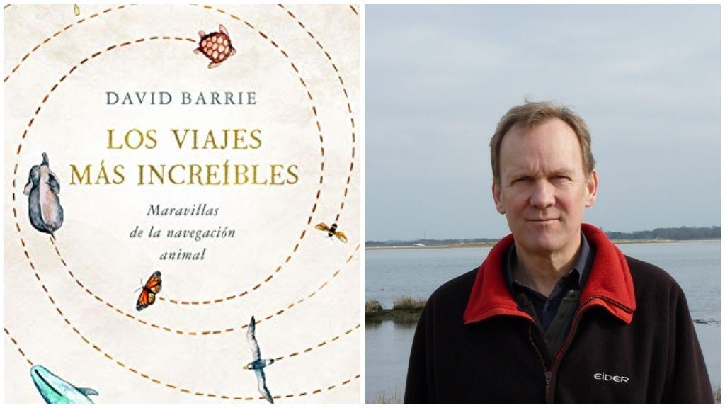 'Los viajes más increíbles' de David Barrie.