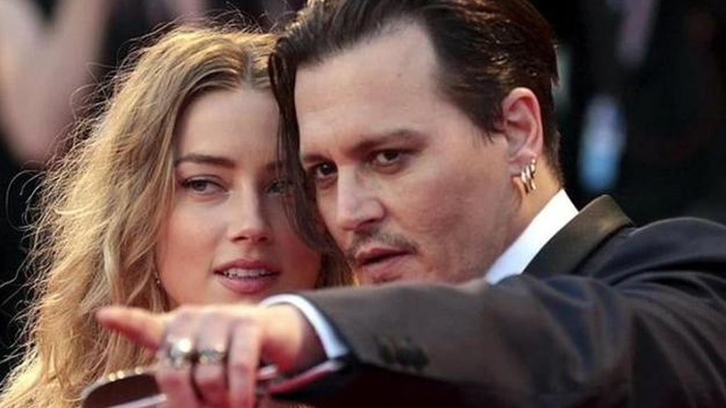 Amber Heard admite haber golpeado a Johnny Depp con una puerta