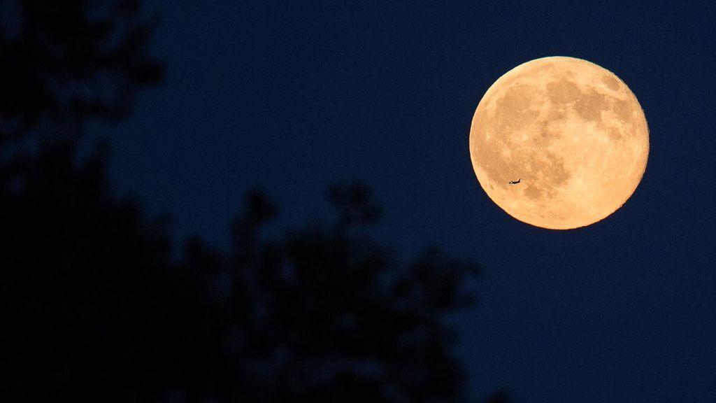 Los fenómenos primaverales que vienen: un eclipse lunar y dos lluvias de meteoros