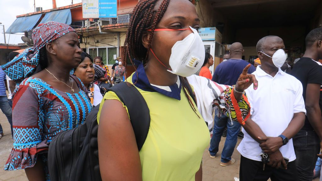 El pavor de África, el continente más pobre, ante el coronavirus