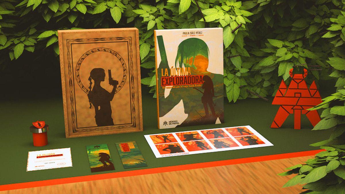 Libro Tomb Raider