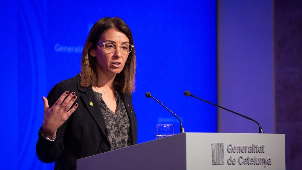 El Govern catalán alerta del colapso de su sistema sanitario  si no hay 'confinamiento total'