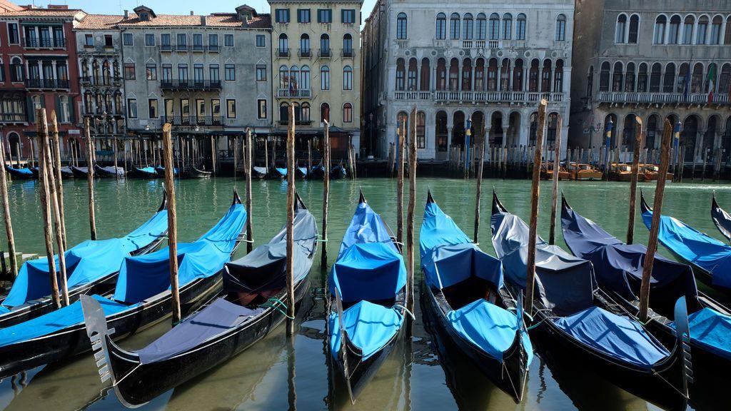 Venecia más limpia, 35% menos de polución en Madrid y desplome de NO2 en la atmósfera: los efectos menos malos del coronavirus