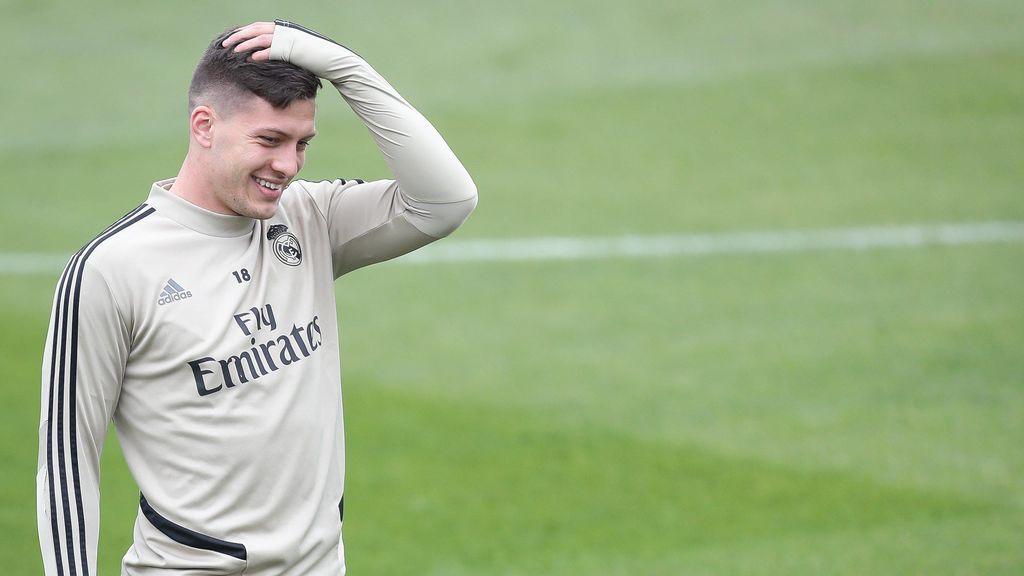 La fuga de Jovic y otras rebeldías en el Real Madrid