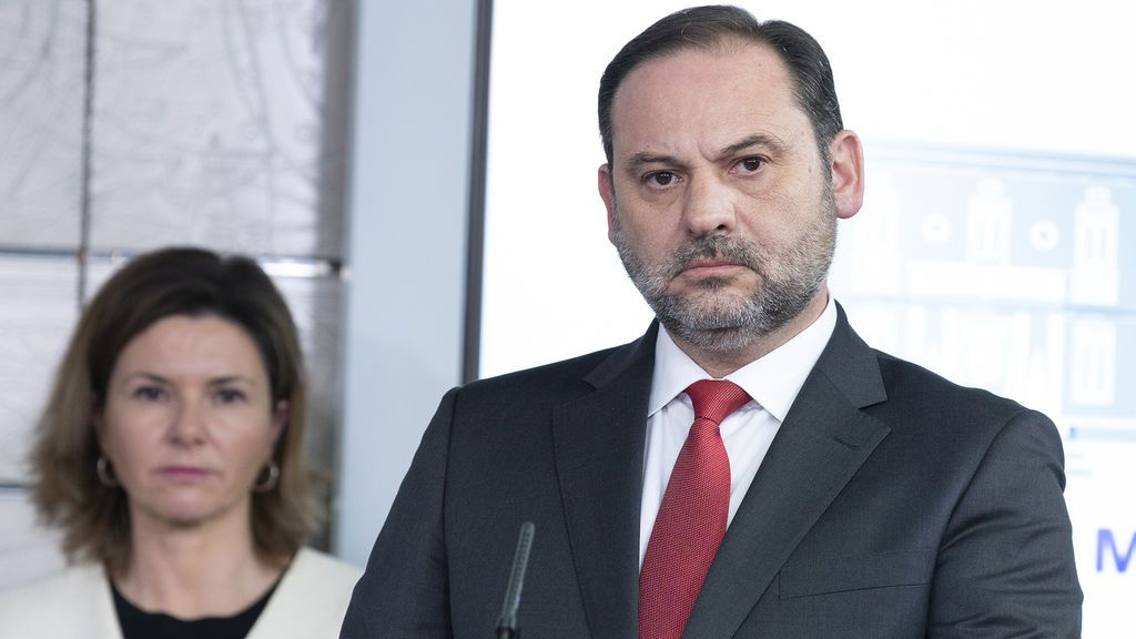 Rueda de prensa telemática de los ministros Ábalos y Ribera