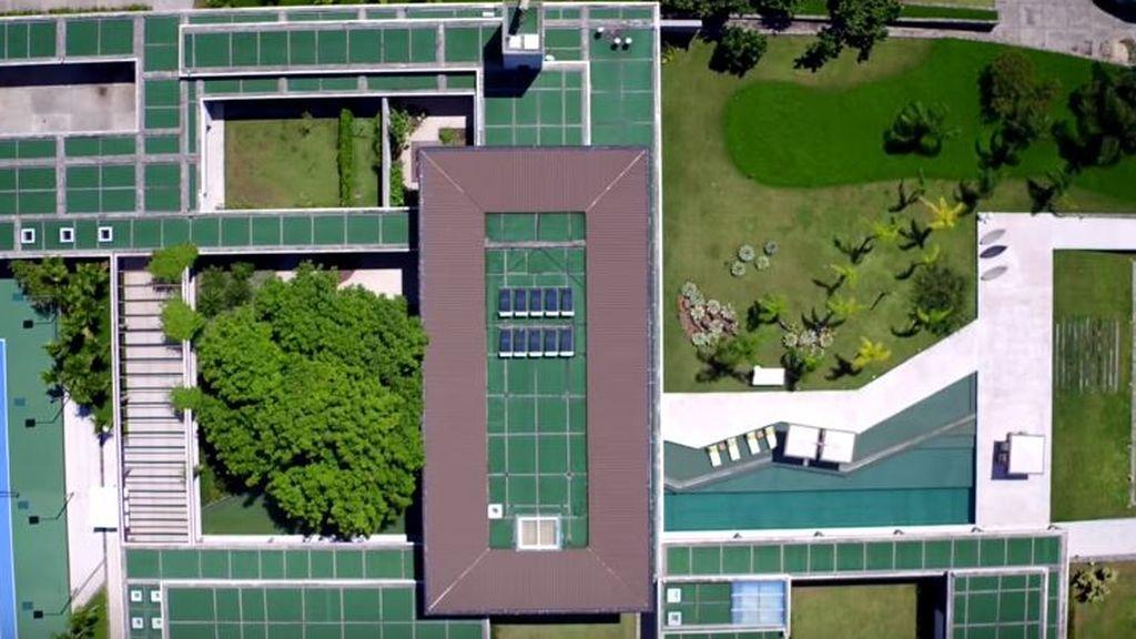 Mansion neymar 2