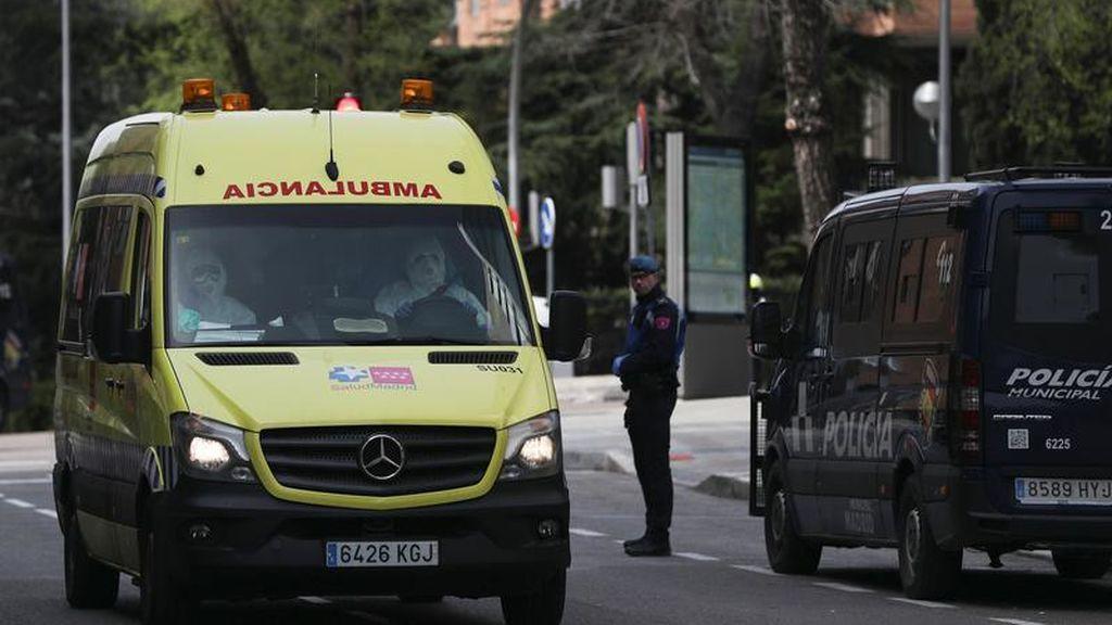 Las autoridades españolas vigilan las calles