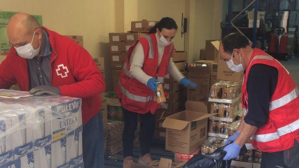 Reparto de menús gratis y donación de alimentos: la solidaridad de hoteles y restaurantes