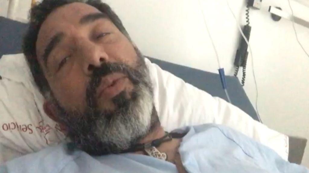 Paciente salvado 'in extremis' en Valencia